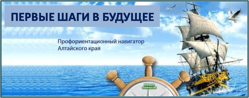 Профессиональный навигатор Алтайского края