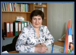 Захарова Ольга Валентиновна